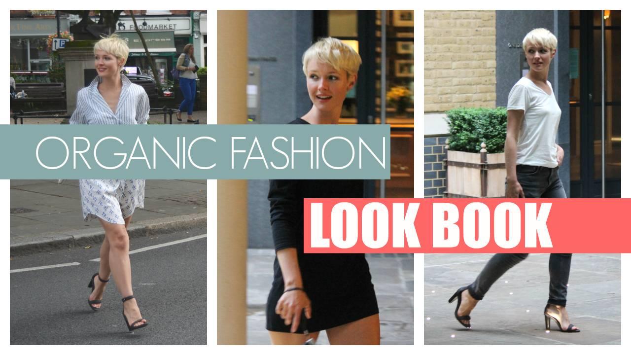 Kate Arnell Organic September Fashion Lookbook