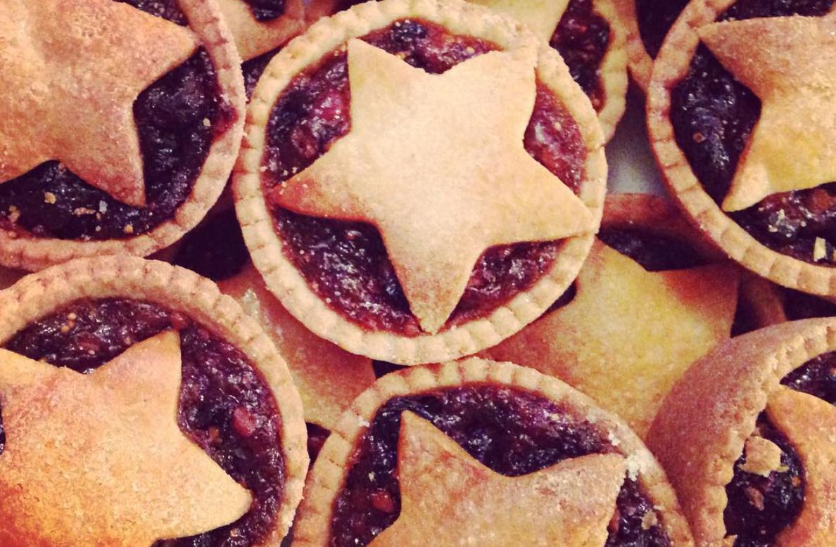 Homemade Organic Mince Pies | Mum's Recipe