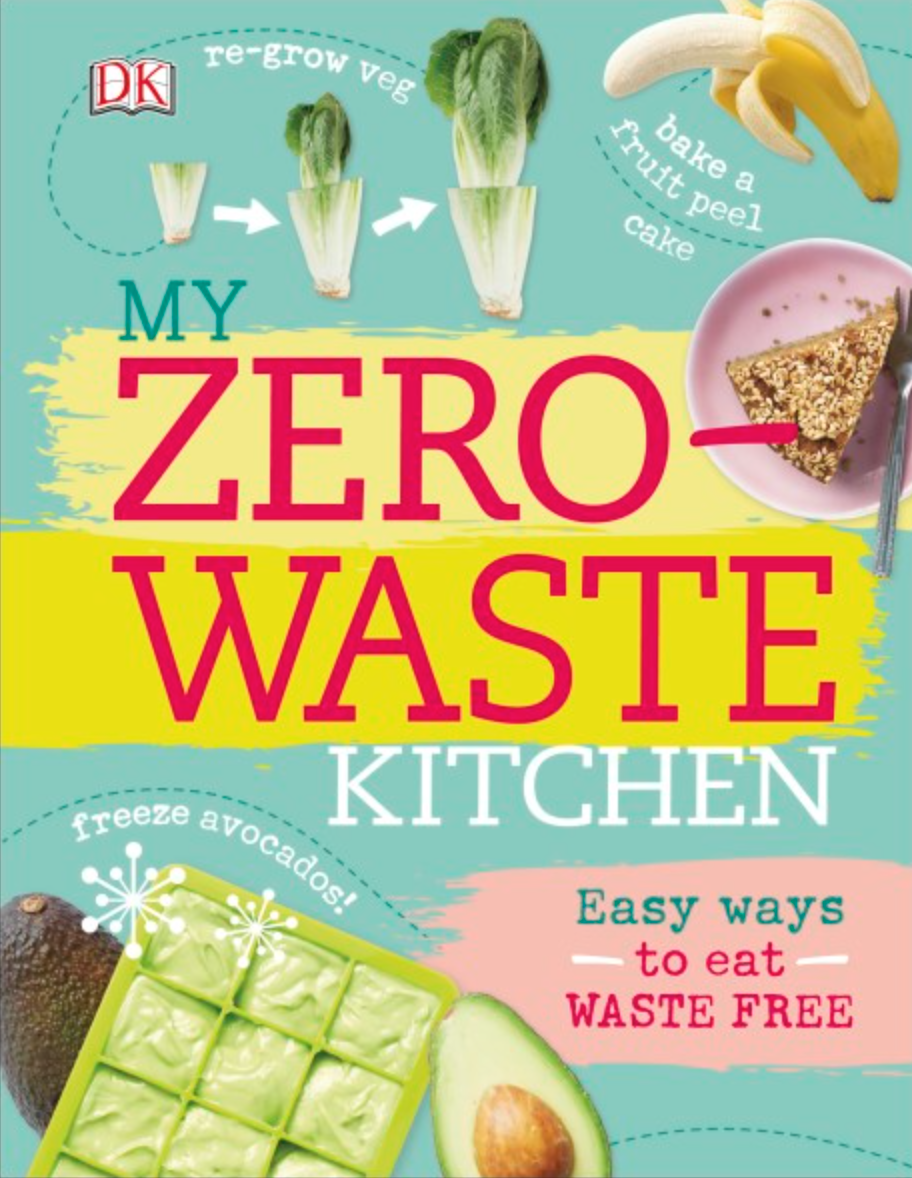 My Zero Waste Kitchen Book Giveaway!