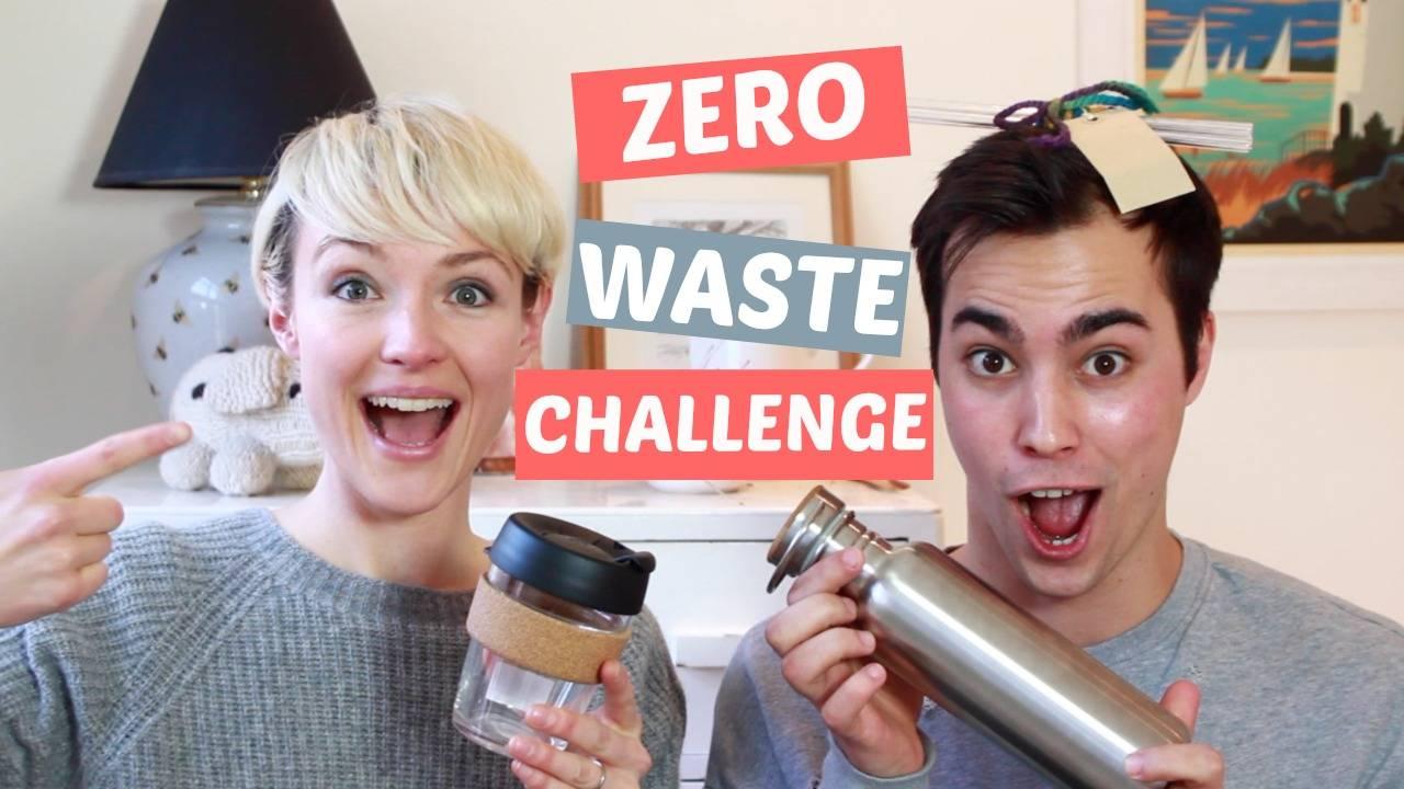 ZERO WASTE CHALLENGE w/ Corey Schultz | YouTube