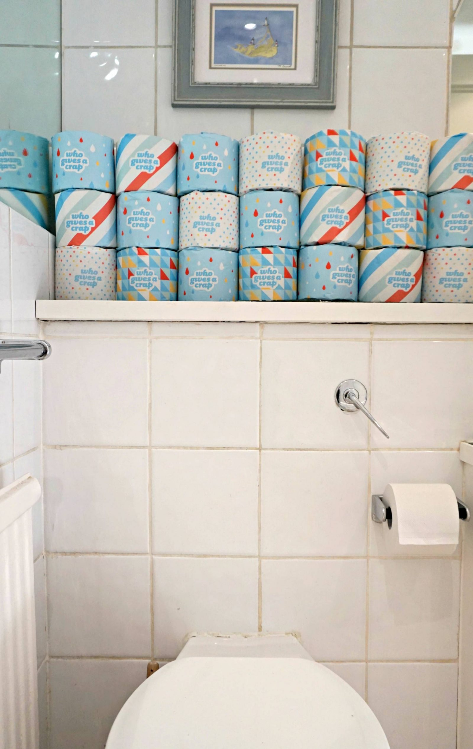 Whilst A Lot Of People, Myself Included, Would Be More Than Happy To Use A Toilet  Roll That ...