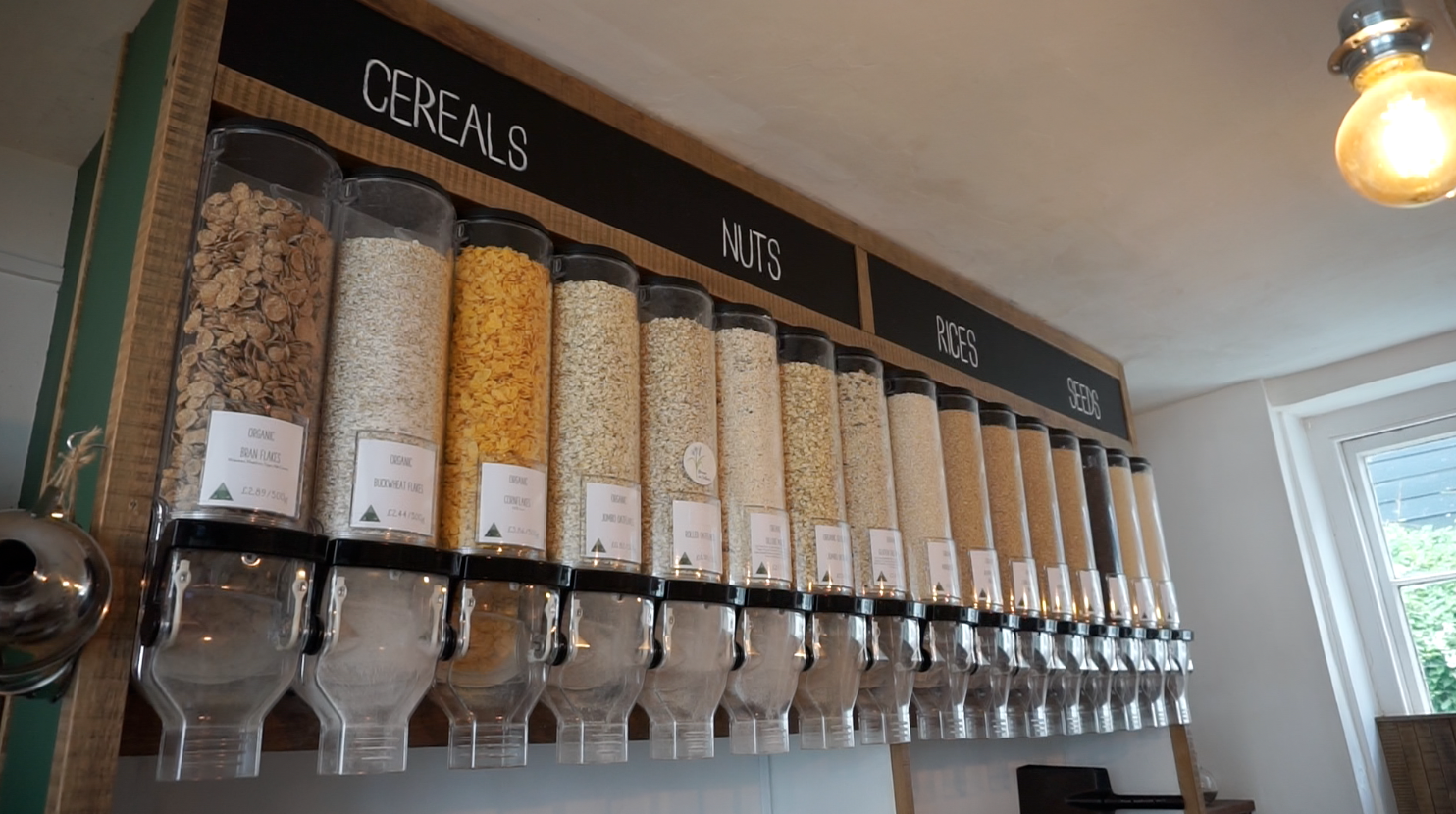 WHERE TO BUY BULK IN LONDON | Zero Waste Grocery Shopping